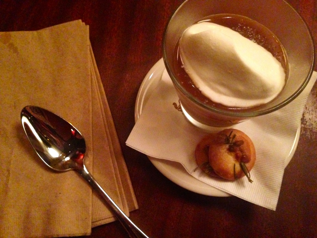 Butterscotch Budino